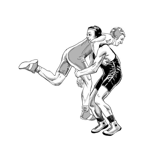 Wrestling Championship Program